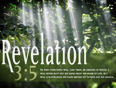 Revelation 3:5 Nature Wallpaper