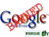 Tips Agar Tidak Kena Banned Google Adsense
