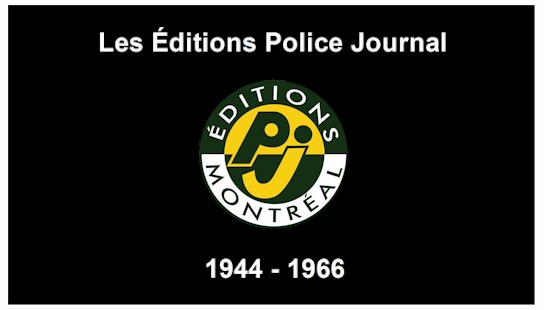 Éditions Police Journal