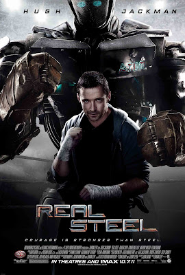 Real Steel (2011) Hindi Dubbed full movie