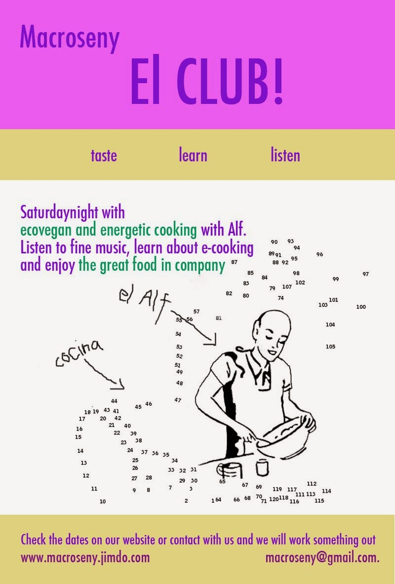 EL CLUB: Cocinar y aprender con Música