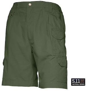 5.11 Tactical Men's Cotton Shorts 73285
