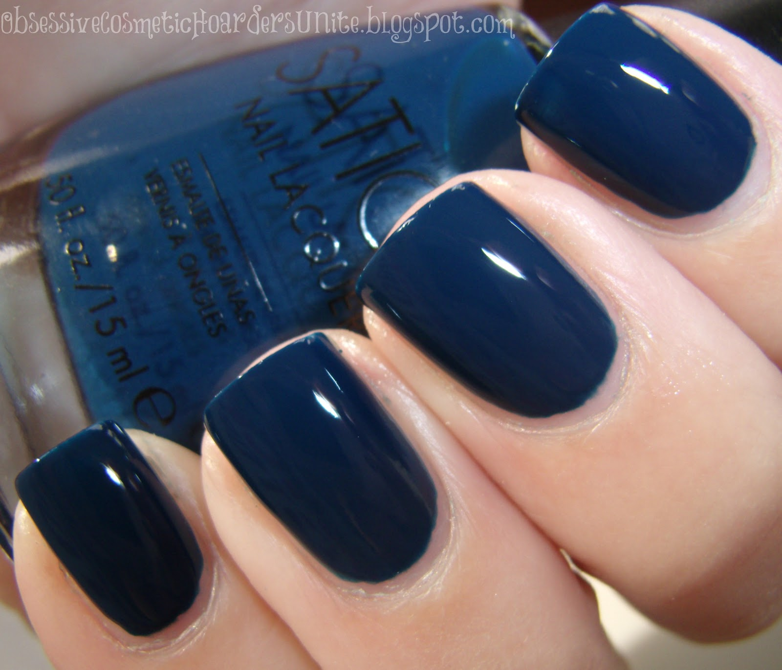 Sation Nail Polish Swatches Rock A Guy Blue To The Purple Oh My Oceania