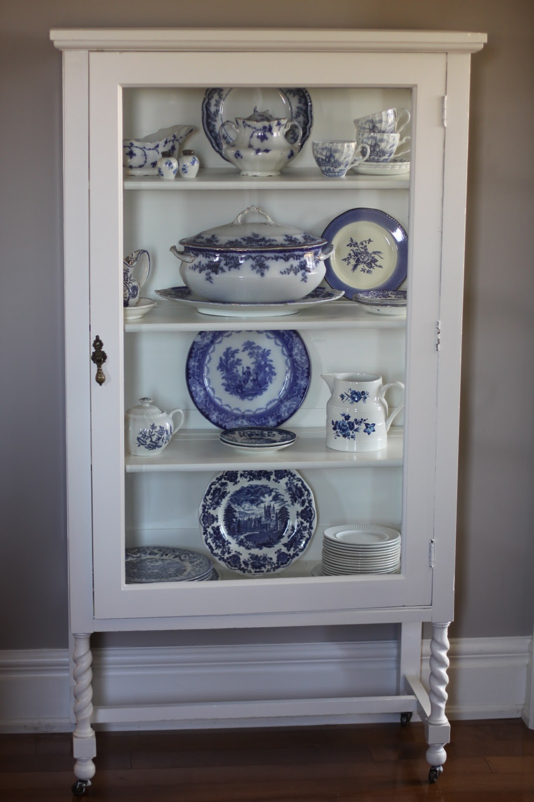 My Red Herring Blue And White China The Inspiration