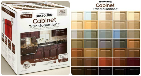 Kits for painting kitchen cabinets for Kitchen cabinets kits