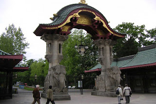 Visit-Germany-Main-Entrances-Elephant-Gate-Berlin-Zoo