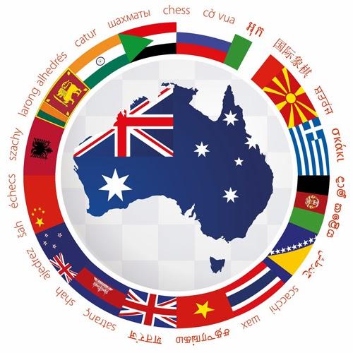 Logo Nacional de Australia