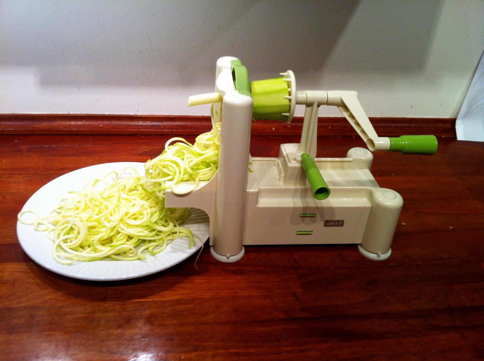 maskine til at lave squash pasta