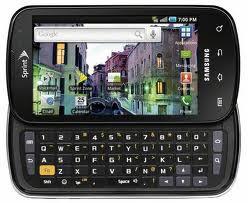 Harga Dan Spesifikasi Samsung Epic 4G