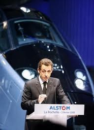 Presidente Nicolas Sarkozy