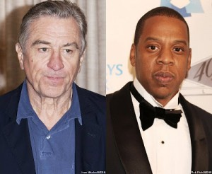 "BLOG: ""You are rude"" – Robert De Niro goes off on Jay Z at Hollywood party"