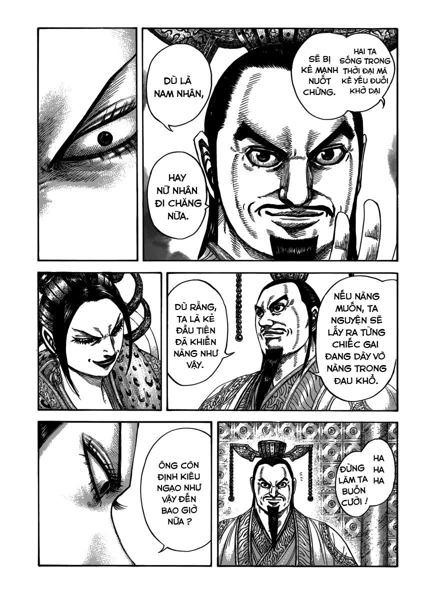 Kingdom - Vương Giả Thiên Hạ Chapter 405-406 Phim Tình Cảm Hàn page 27 - IZTruyenTranh.com