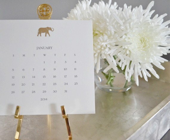 tory burch calendar west elm tray