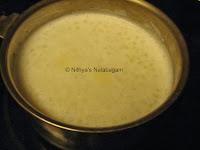 4 Javvarisi Payasam