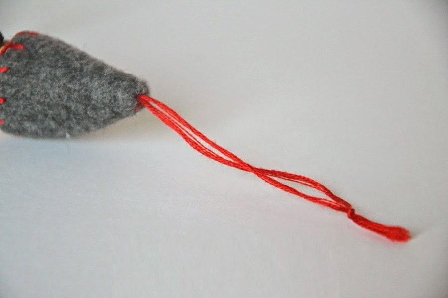 DIY, Ave Para el Arbol de Navidad