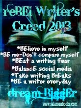 Writers Creed 2013