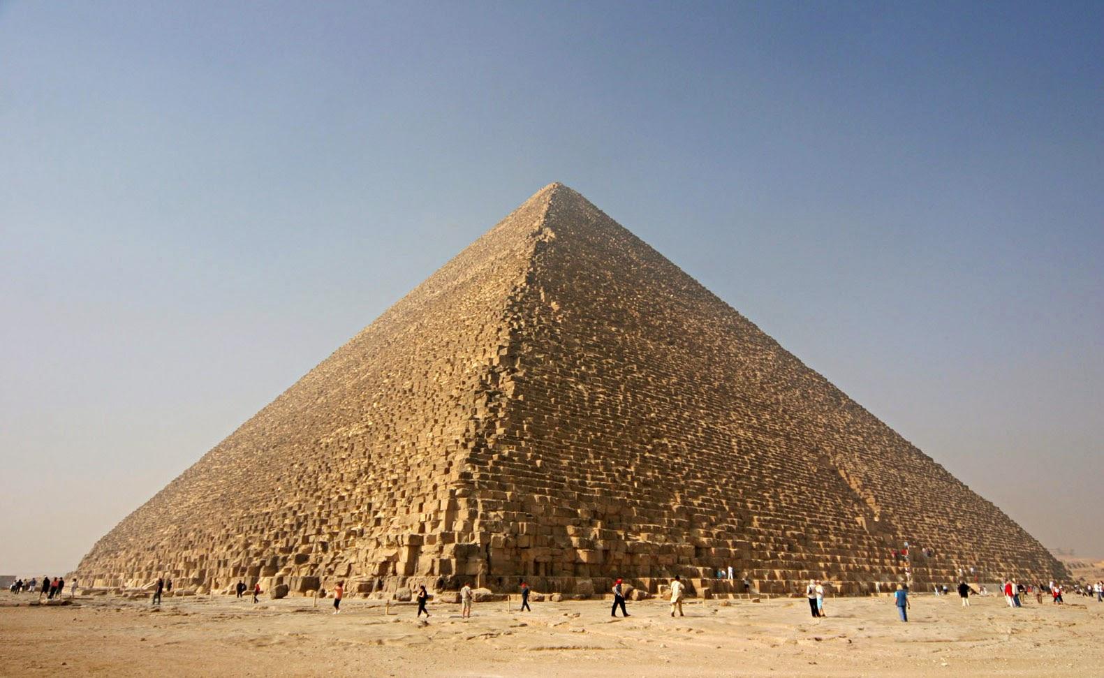 12 Fakta Menarik Tentang Piramid
