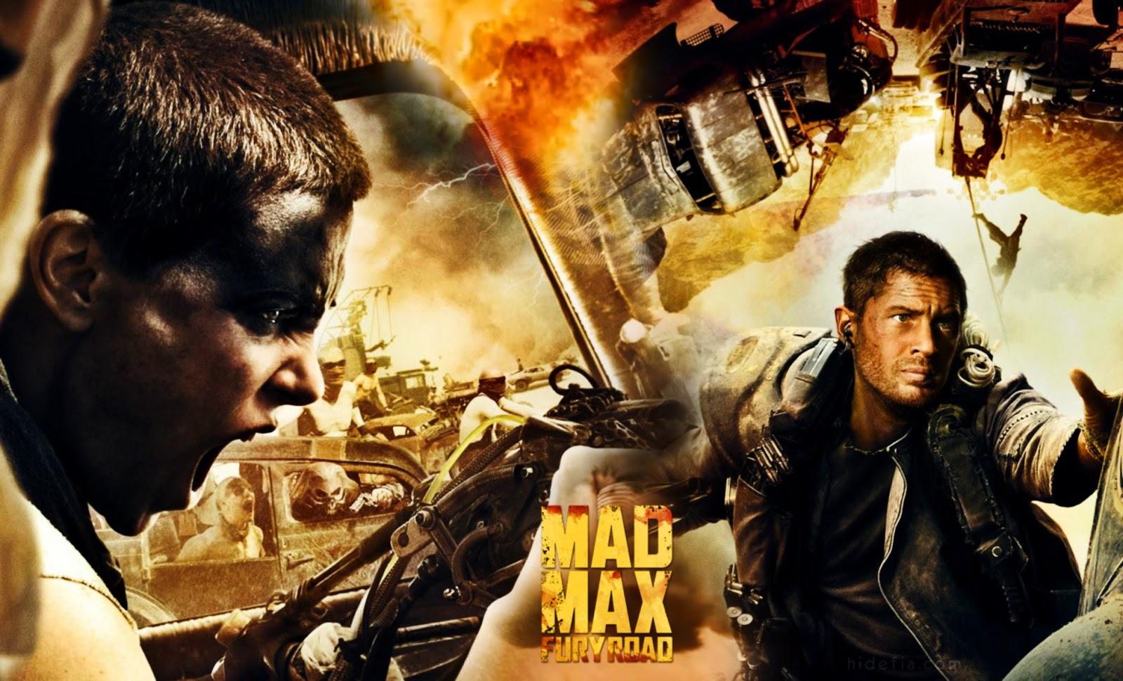 Download Top 32 Mad Max: Fury Road 2015 HD Desktop ...