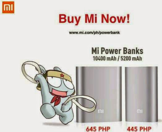Xiaomi Power Banks Second Flash Sale this September 4