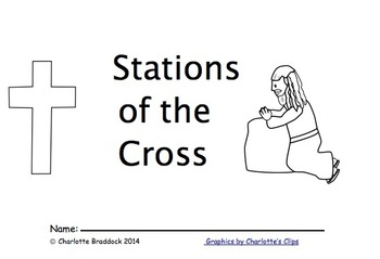 stations of the cross pdf booklet 2018