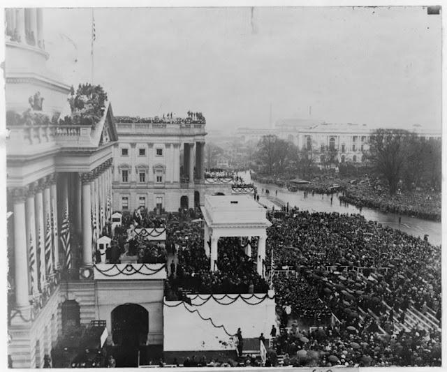 Инаугурация президента Гувера