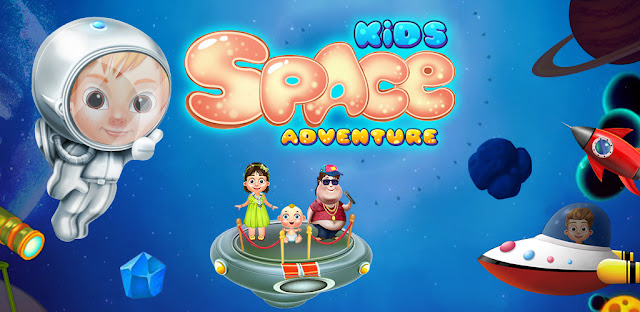 space game for kids