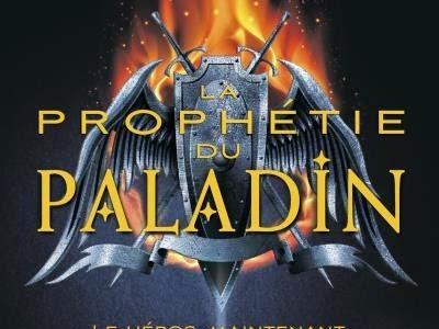 La prophétie du paladin, tome 1 de Mark Frost