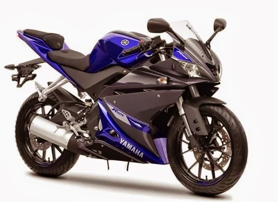 Yamaha YZF-R125 Specification
