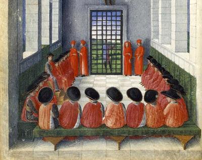 Longest Conclave History Viterbo