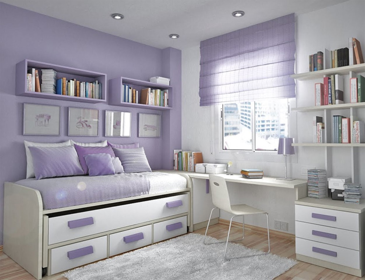 Amusing Teen Bedroom Ideas