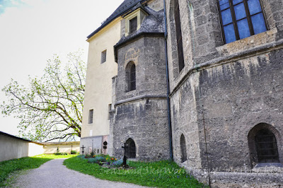 薩爾斯堡, Salzburg, 修道院, Nonnberg Abbey