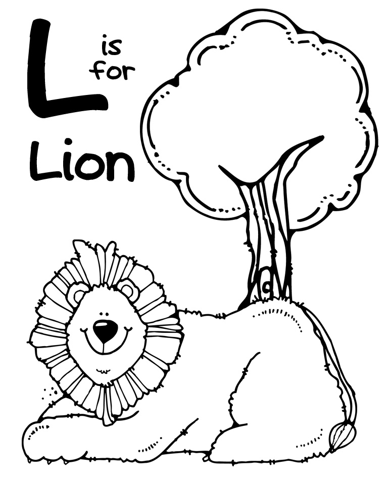 zoo animals coloring pages lionfish - photo#3