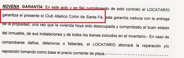 Contrato Puerto Madero Lerche Colón