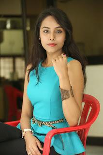 Kenisha Chandran Stills At Jagannatakam Movie Release Press Meet 2.jpg