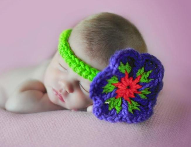 Free Crochet Pattern Baby Football Cocoon : Fiber Flux: Beautiful Headbands! 16 Free Crochet Patterns