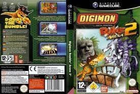 Cheat Game Digimon Rumble Arena 2 PS2 Terbaru Dijamin Ampuh