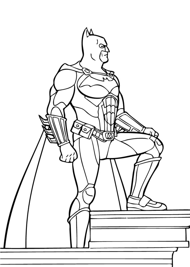 marvel coloring pages | Learn To Coloring