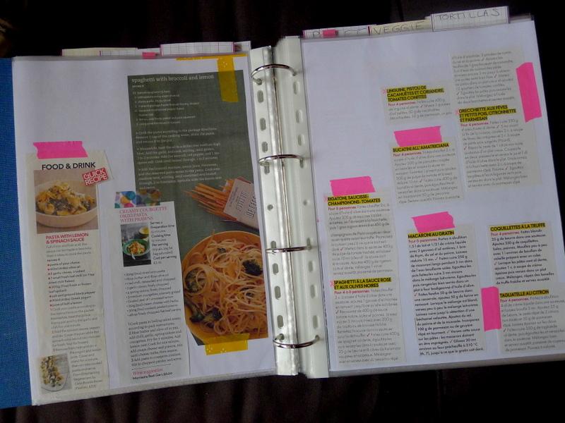 Le rose et le noir diy 5 52 livre de recettes maison - Livre de cuisine fait maison ...