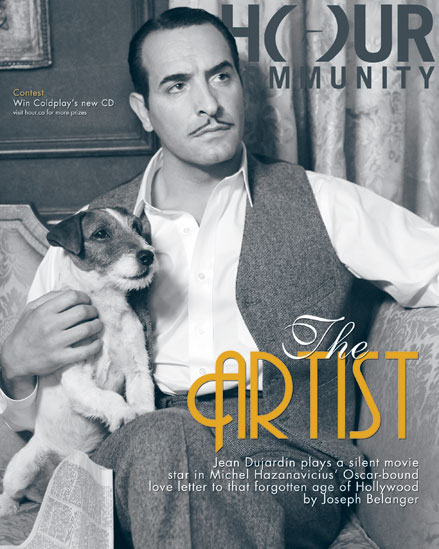Black sheep reviews a film review site the men behind for Dujardin hazanavicius