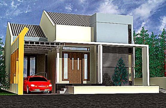 Model Rumah Minimalis 1 Lantai Dari Interior Ke Eksterior   Rumah