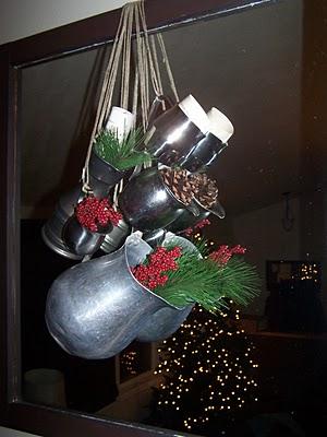 Christmas Junk http://bec4-beyondthepicketfence.blogspot.com/