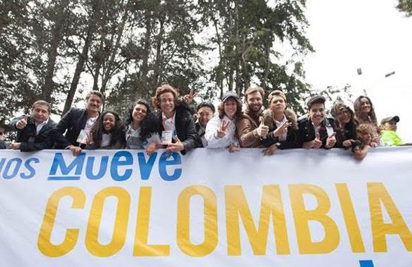 Caracol-televisión-acompaño-Bogotanos-caminata-olidaridad