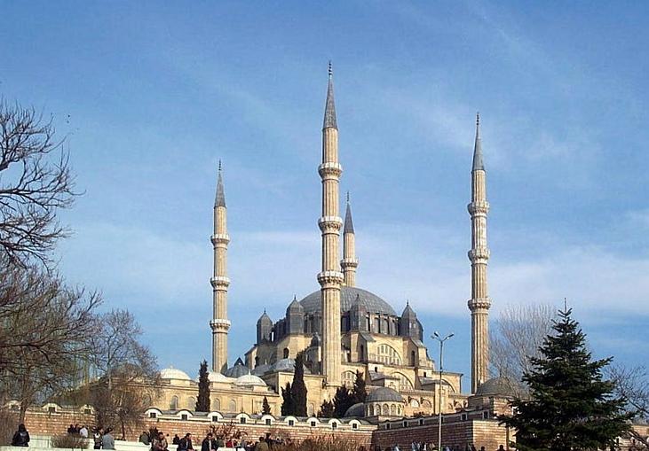 Sultan Selim II. Moschee - Selimiye Moschee wurde UNESCO-Welterbe ...