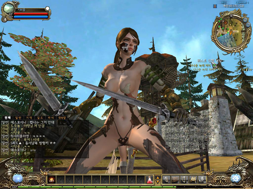 Free online multiplayer rpg adult