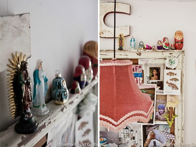 Lovers of mint blog d co boh me et cool lifestyle - Deco maison suedoise ...