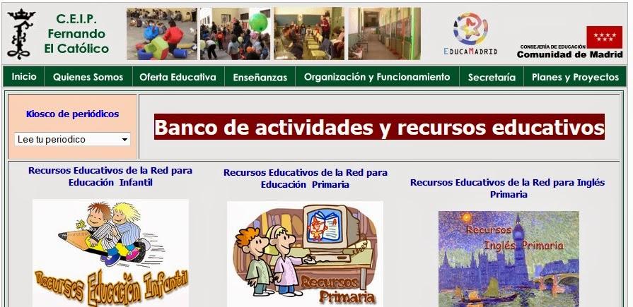 http://www.educa.madrid.org/web/cp.fernandoelcatolico.madrid/Recursos%20Aula/principal_recursos.htm