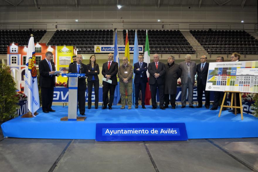 EXFILNA 2015, Avilés