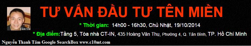 Tư vấn đầu tư tên miền quốc tế và Việt Nam www.c10mt.com