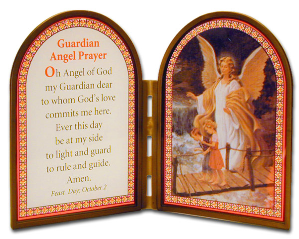 will pray guardian angel