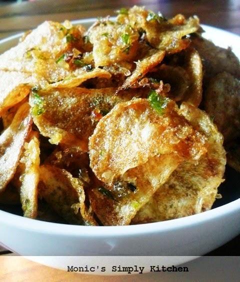 cara membuat kering kentang